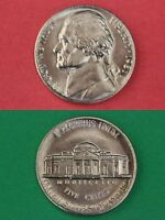 LOT OF 5 1981 P BRILLIANT UNCIRCULATED THOMAS NICKELS FLAT RATE SHIPPING