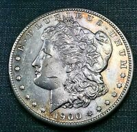 1900 S MORGAN DOLLAR AU