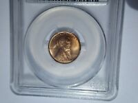 LINCOLN CENT 1939 P PCGS MS 66 RED