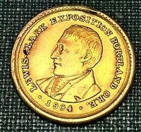 1904 LEWIS AND CLARK $1 GOLD COMMEMORATIVE  CHEAP
