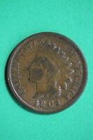 1904 INDIAN HEAD CENT PENNY EXACT COIN PICTURED FLAT RATE SHIPPING 0098