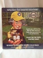2003 D 25C STATE QUARTERS BREWERS PROMOTION ILLINOIS