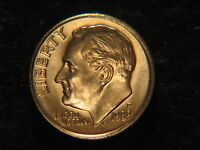 1989 P ROOSEVELT DIME UNCIRCULATED