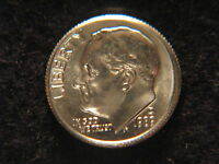 1989 D ROOSEVELT DIME UNCIRCULATED