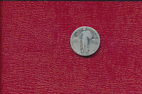 1927 STANDING LIBERTY SILVER QUARTER  CIRCULATED  SHIPS FREE