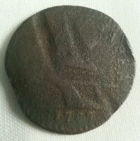 1787 US COLONIAL NEW JERSEY MARIS 64 T CULL COIN