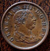 ESSEQUIBO & DEMERARY: STUIVER 1813 XF 1616 GREAT SALE