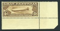 US ZEPPELIN SC  C14 1930 $1.30 MINT NH CAT $625