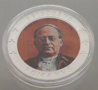 VATICAN PROOF MEDAL PIUS XI. 1922 1939 40MM   P3 139
