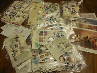 LY ORGANIZED U.S. POSTAGE ACCUMULATION; FACE VALUE $978.06