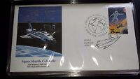 1992 UNITED STATES AMERICA IN SPACE FIRST DAY COVERS SET