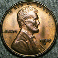 1930-S LINCOLN CENT WHEAT CENT   ---- STUNNING ---- B649