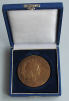 FRANCE MEDAL EXPOSITION 1900 CHAPLAIN CHEVOULET 97G 64MM    MC 589