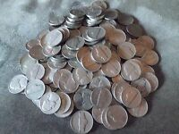 80 COIN LOT PRE 1960 JEFFERSON NICKELS VARIOUS DATES