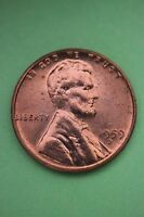 1959D LINCOLN MEMORIAL CENT UNCIRCULATED EXACT COIN SHOWN FLAT RATE SHIPPING 08