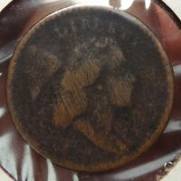 1794 HALF CENT HIGH RELIEF ATTRACTIVE FILLER EXAMPLE  COIN  0201 04