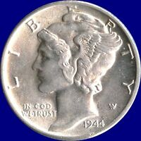1944 UNITED STATES SILVER