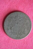 1867 SHIELD NICKEL EXACT COIN PICTURED FLAT RATE SHIPPING COIN 003