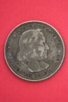 1893 COLUMBIAN EXPOSITION HALF DOLLAR EXACT COIN SHOWN FLAT RATE SHIPPING OCE315