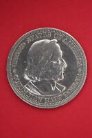 1893 COLUMBIAN EXPOSITION HALF DOLLAR EXACT COIN SHOWN FLAT RATE SHIPPING OCE336