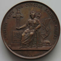 GERMANY MEDAL HAMBURG LOOS 1830 DOCTOR UNC   PR 115