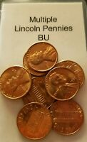 1960P BU SMALL DATE  1 CENT  LINCOLN MEMORIAL PENNY FROM A BU ROLL