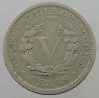 UNITED STATES NICKEL 1898  MN 081