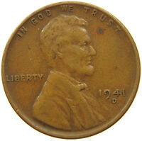 UNITED STATES CENT 1941 D  PM 409