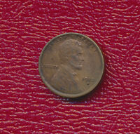 1912-D LINCOLN WHEAT CENT FULL WHEATS -  CIRCULATED COIN SHIPS FREE