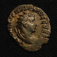 BILLON ANTONINIANUS EMPEROR GALLIENUS RV ORIENS AVGG  JOINT REIGN WITH VALERIAN