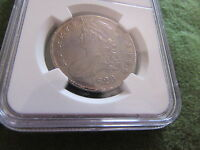 1829 CAPPED BUST HALF NGC MS DETAIL CLEANED TONE COLOR 50 CENT SILVER COIN