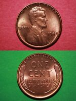 1948 P BU LINCOLN WHEAT CENT PENNY BRILLIANT UNCIRCULATED FLAT RATE SHIPPING
