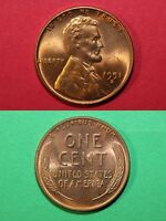 1951 D BU LINCOLN WHEAT CENT PENNY BRILLIANT UNCIRCULATED FLAT RATE SHIPPING
