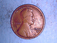 1913-S 1C BN LINCOLN CENT IN   GOOD CONDITION