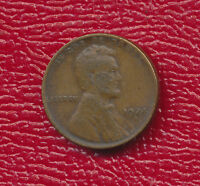 1924-D LINCOLN WHEAT CENT  FINE COIN SHIPS FREE