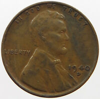 UNITED STATES CENT 1940 D   OZZ 075