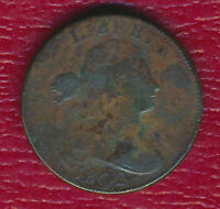 1802 DRAPED BUST LARGE CENT INTERESTING TYPE COIN SHIPS FREE