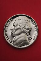 1969 S PROOF JEFFERSON NICKEL EXACT COIN SHOWN FLAT RATE SHIPPING TOM21