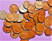 RANDOM WHEAT PENNY ROLL /50 CT. PURCHASE WITH PRIDE SHOW YOUR SUPPORT