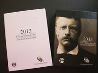 2013 3 COIN & CHRONICLES SET THEODORE ROOSEVELT