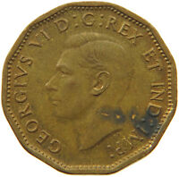 CANADA 5 CENTS 1943   QW 469