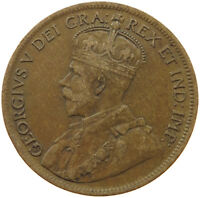 CANADA LARGE CENT 1919   QW 055