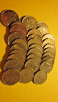 SINGAPUR / SINGAPORE COIN LOT SELECTION  30 PCS. 5 CENTS COINS