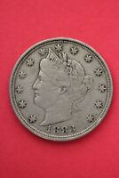 1883 P LIBERTY NICKEL NO CENTS EXACT COIN PICTURED FLAT RATE SHIPPING OCE043