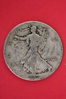 1917 P WALKING LIBERTY HALF DOLLAR EXACT COIN PICTURED FLAT RATE SHIPPING OCE381