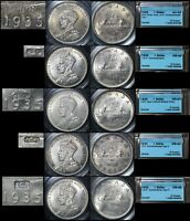 Click now to see the BUY IT NOW Price! ELITE COINS   $1 VARIETY JOP COUNTERSTAMP COLLECTION  1935 1954  22 COINS  A001