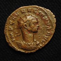 TRIPOLI MINT BILLON ANTONINIANUS AURELIAN RV SOLI INVICTO 3.95 GR 21 4MM AD 274