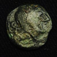 ROMAN REPUBLIC  SEMIS ANONYMOUS ISSUE 1ST CENT BC SPANISH MINT 3.20 GRAMS 19MM