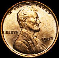 1923 LINCOLN CENT WHEAT CENT  ---- GEM BU  ----  P136