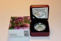 1 OZ. FINE SILVER COIN  BUTTERFLIES OF CANADA : GIANT SULPHU